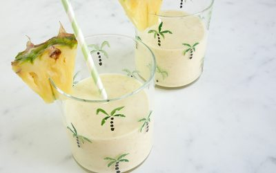 Drinkontbijt ananas – gember