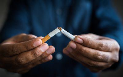 Stoppen met roken, voor en na een maagverkleining