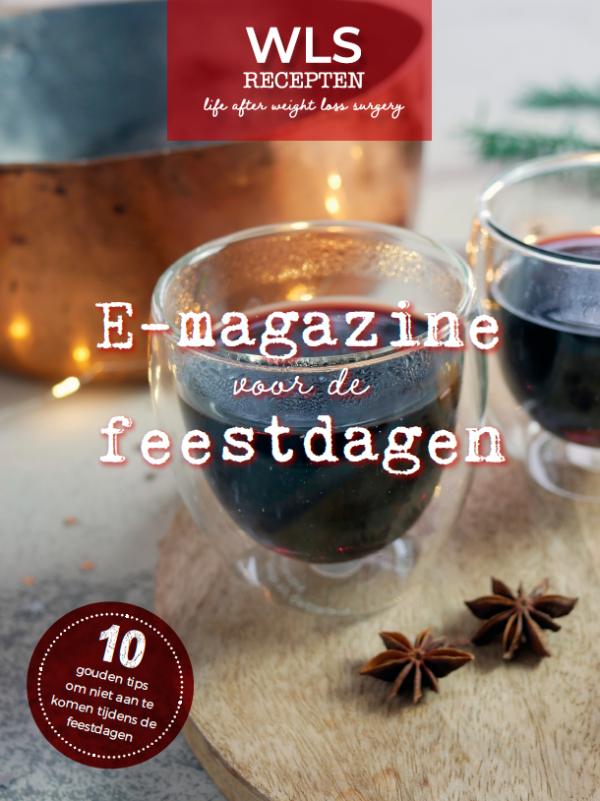 E-Magazine voor de feestdagen